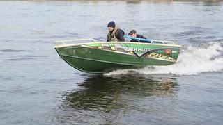 Лодка Беркут XS