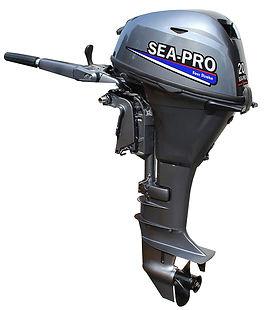 лодочные моторы sea pro F20S