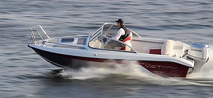 Катера Victory 570 Cruiser