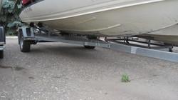 катер бу Silver Hawk 540