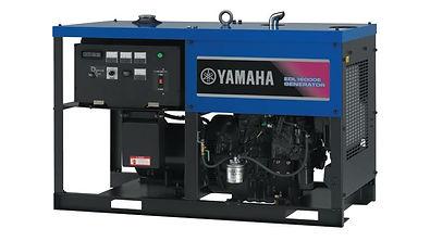 генераторы yamaha EDL16000E