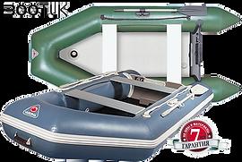 Надувная лодка пвх Yukona 300TLK