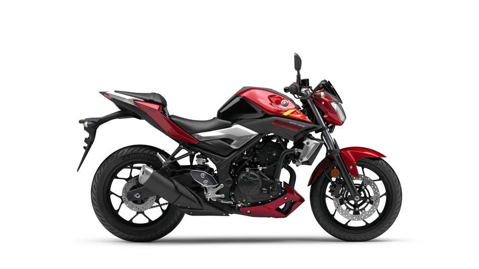 Мотоциклы Yamaha MT 03