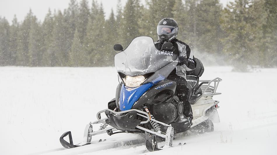Снегоход Yamaha VENTURE MULTIPURPOSE