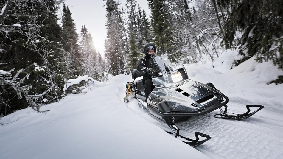 Снегоходы Yamaha VK540-IV