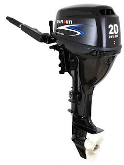 лодочные моторы Parsun F20ВМS