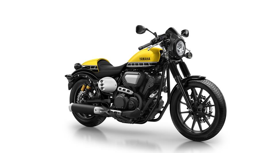 мотоцикл Yamaha XV950 Racer