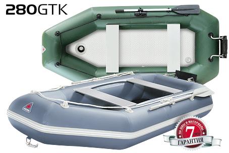 Надувная гребная лодка Yukona 280GTK