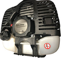 лодочные моторы sea pro T40S