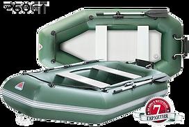 Надувная лодка пвх 260G