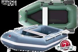 Надувная лодка пвх Yukona 230G