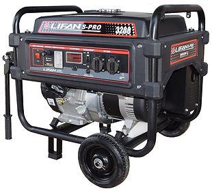 генераторы sea pro sp3200