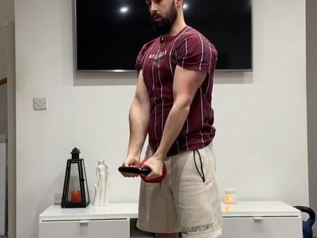 Kettlebell Exercises For Arms: Killer Kettlebell Arm Workout