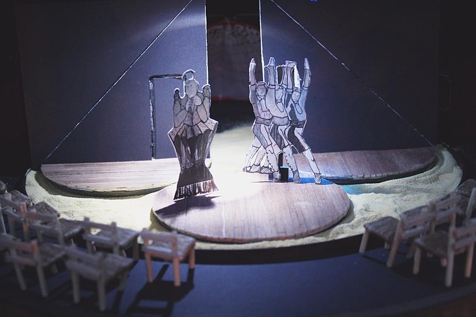 Act III Moon and Woodcutters