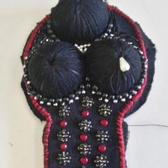 Eupalette beaded ornamentation