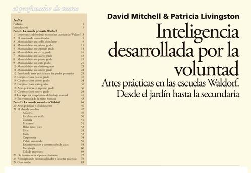Inteligencia desarrollada por la voluntad -Artes Plásticas en la ...