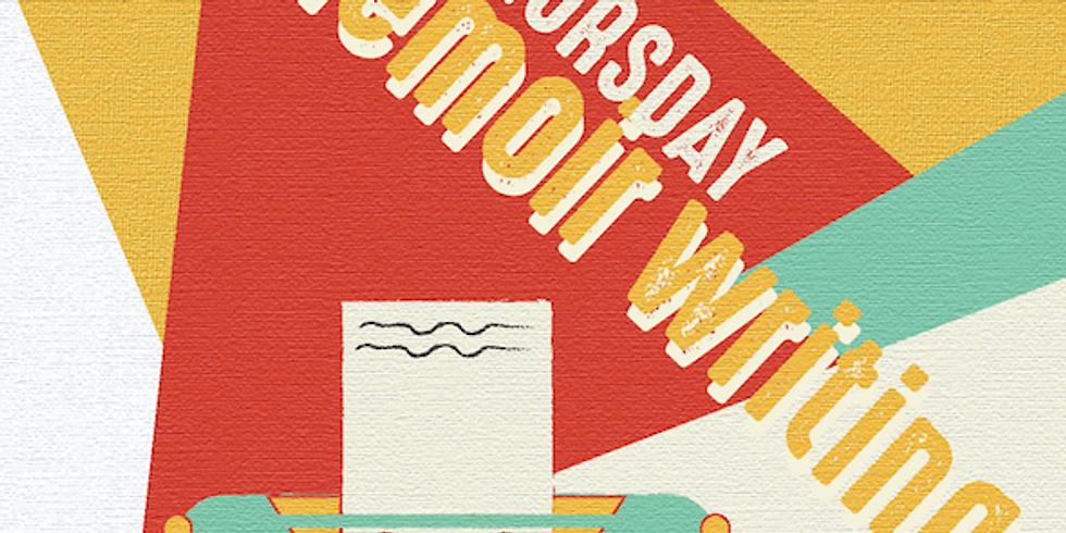 Thursdays at 10 - Memoir Writing Group