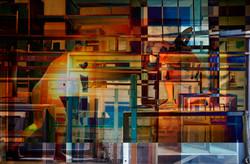 color room installation