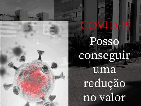 COVID-19: Posso conseguir uma redução no valor do meu aluguel?