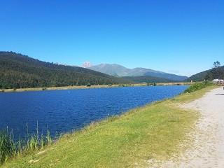 Lac de Payolle le 18 juillet 2020