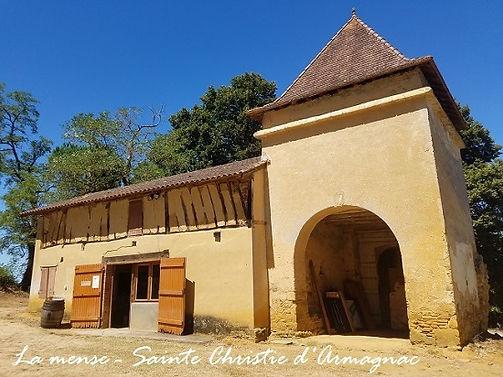 La Manse - Le Castet Sainte Christie d'Armagnac