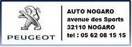 Peugeot à Nogaro