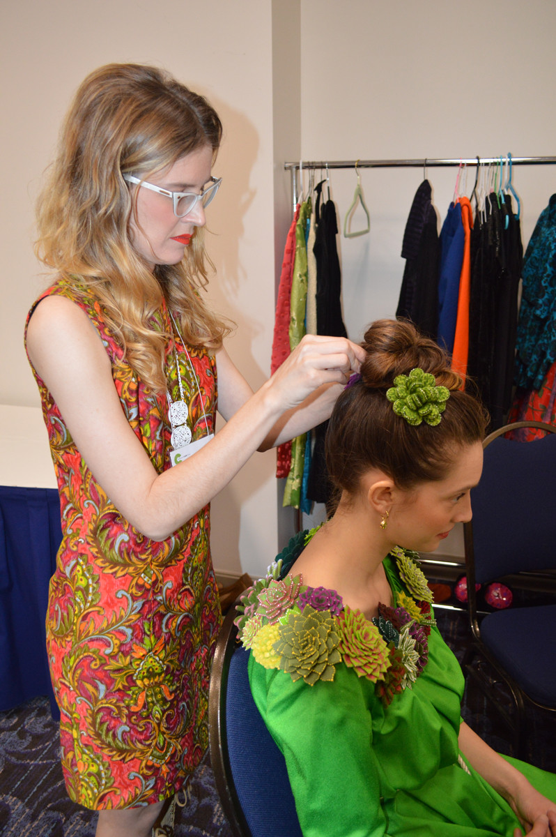 American Craft Council Guest Stylist