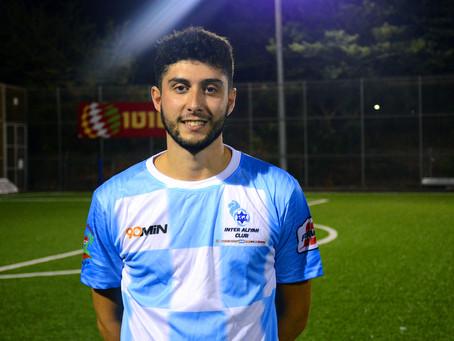 Meet Our Players - Sebastian Israel