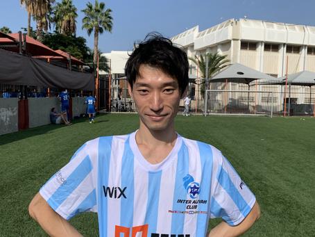 Meet Our Players - Yusuke Miyake