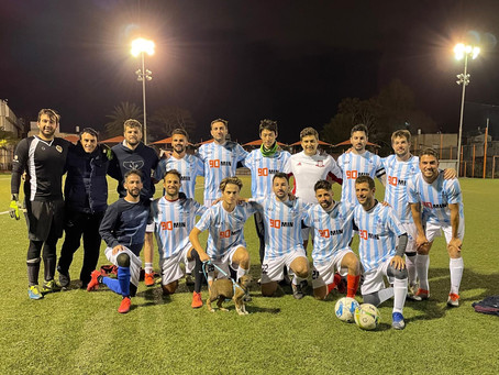 Inter B 4-5 The Macallan: Rollercoaster Game Ends in Defeat and Two Red Cards