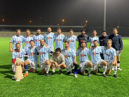 Inter B 2-0 The Macallan: Convincing Victory Moves Us Closer to Promotion Places