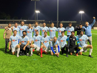 Inter B 2-1 Aviv City: Keston's Side Grinds Out Another Win to Stay Close to Table Summit