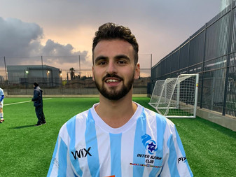 Meet Our Players - Max Russell