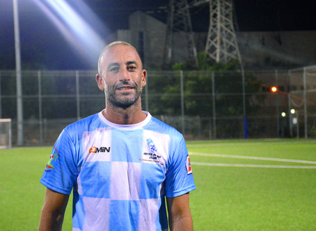Meet Our Players - Ilan Abraham