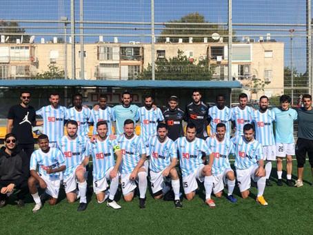Inter Aliyah 11-0 Maccabi Pardes Katz: First Win of the Season Sees Us Thrash League Minnows