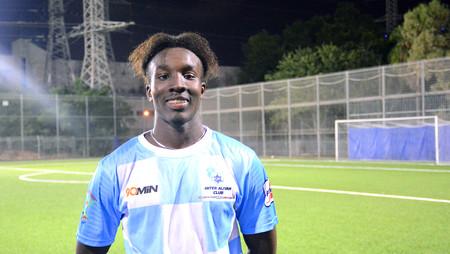 Meet Our Players - Faris Abdulrasul