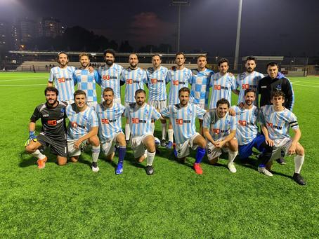 Inter B 3-2 Homenetmen: Comeback Win Over 10 Men in Sluggish Performance