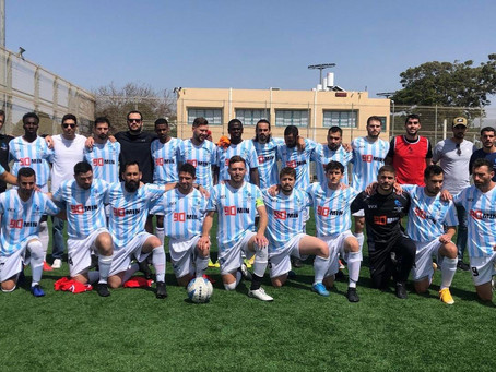 Inter Aliyah 1-3 Shikma Hen: First Half Capitulation Effectively Ends This Season's Playoff Hopes