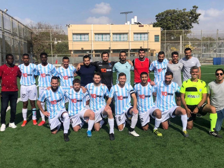 Inter Aliyah 2-2 Naveh Golan: Ugly Game Sees Us Drop Points Against Local Rivals
