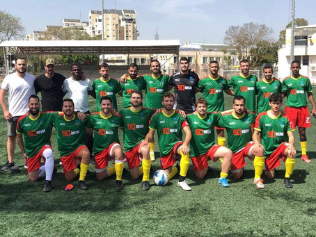 Elitzur Yehud 1-4 Inter Aliyah: Season Ends With Victory and Third Place Secured