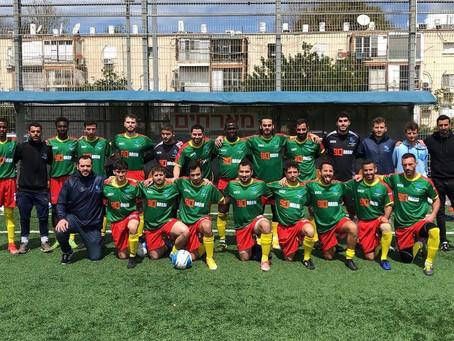Inter Aliyah 9-1 Elitzur Yehud: Dominant Display Ensures We Stay in 2nd at Season's Halfway Point