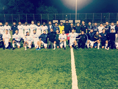 Inter A 3-2 Inter B: Competitive Friendly Between Our Two Sides Ends in Close Finish
