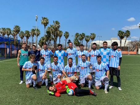Inter B 4-1 FC USSR: Keston's Men Return to Winning Ways Thanks to Natanzon Double