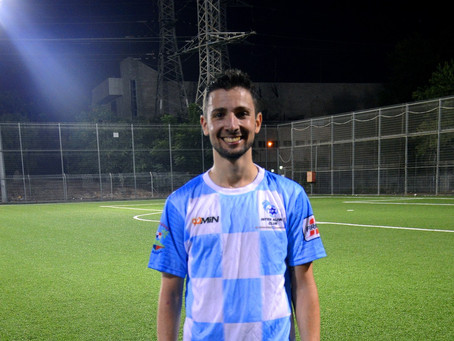 Meet Our Players - Gaston Hilman