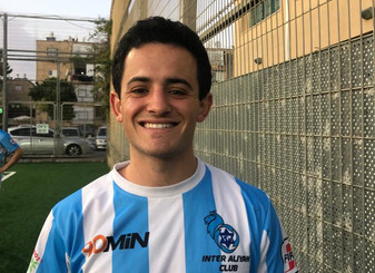 Meet Our Players - Jeremy Kahan