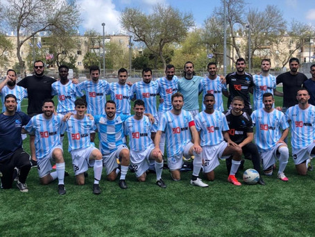 Beitar Yafo 1-9 Inter Aliyah: Another Dominant Win Ahead of Next Week's Playoff Showdown