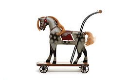 Hand Made at The Rocking Horse Workshop