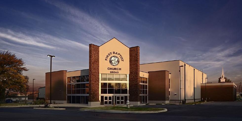 First Baptist Church - Broad Ave. Corrections Deputy Job Fair