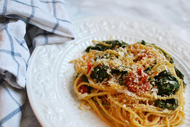 My Grown Up Spaghetti Recipe