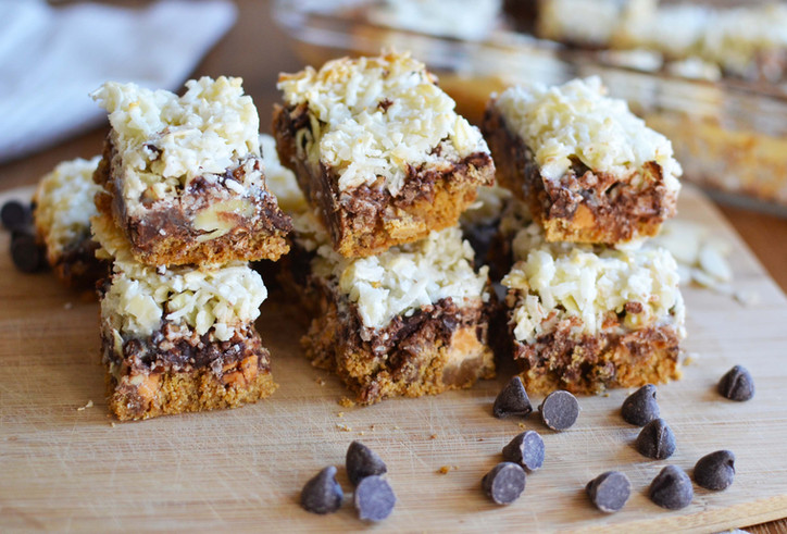 Hello Dolly Bars - Treats for your May long weekend!